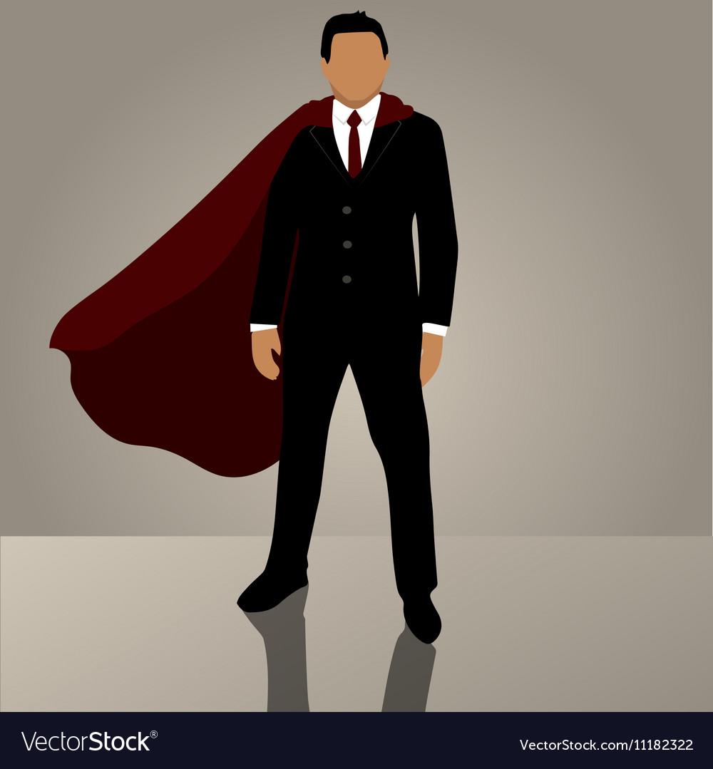 Businessman in suit or jacket
