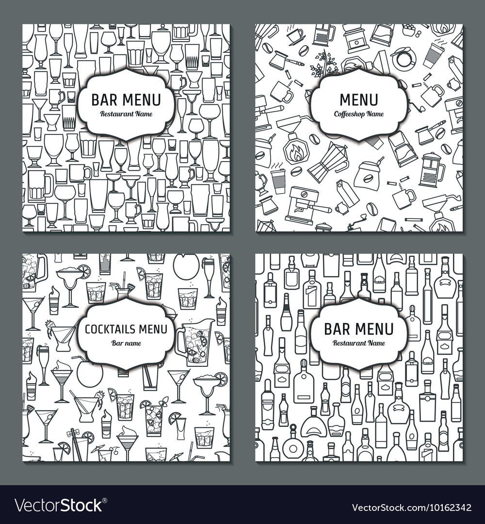 Bar menu template6-01