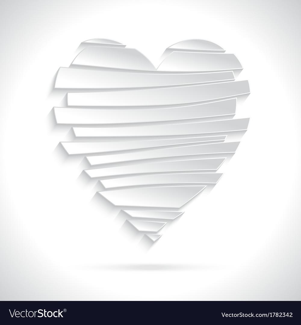 White Broken Heart