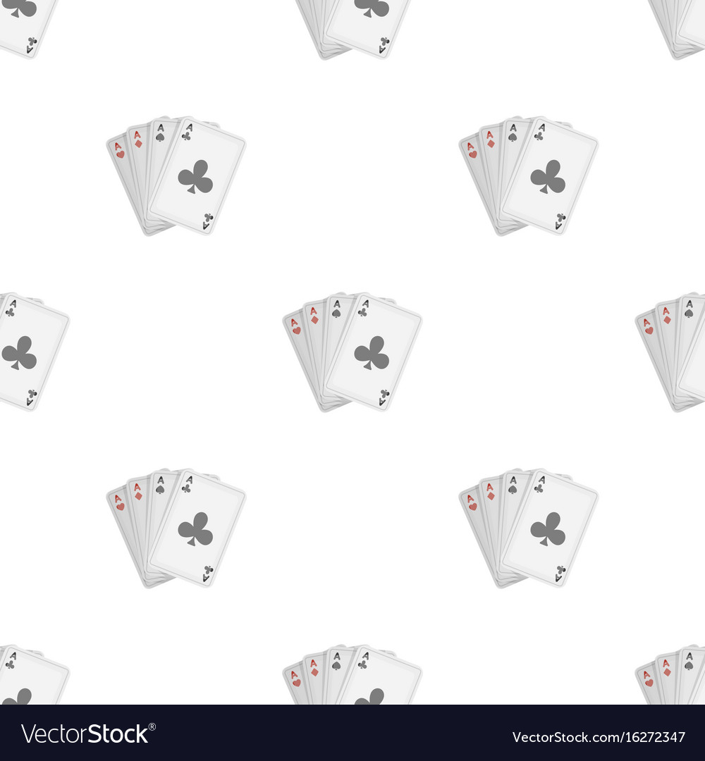Playing plastic cards for playing poker in the