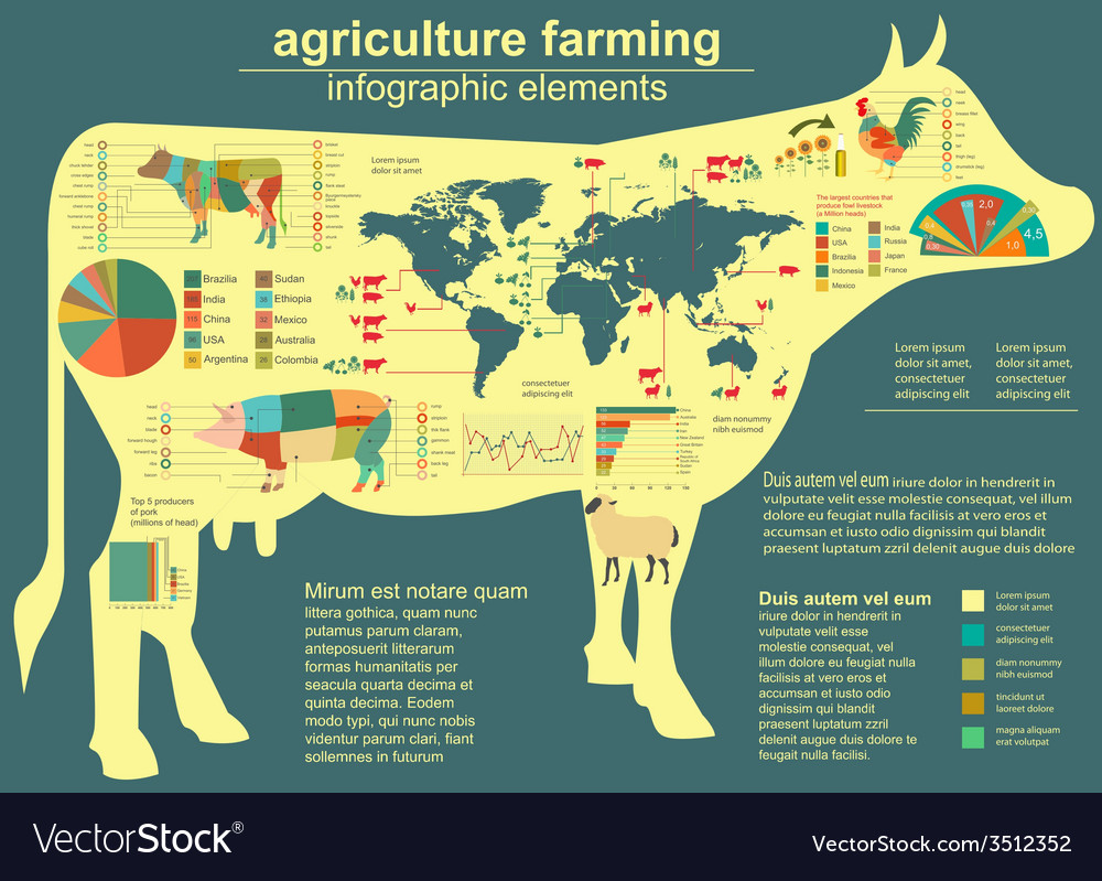 Agriculture and husbandry