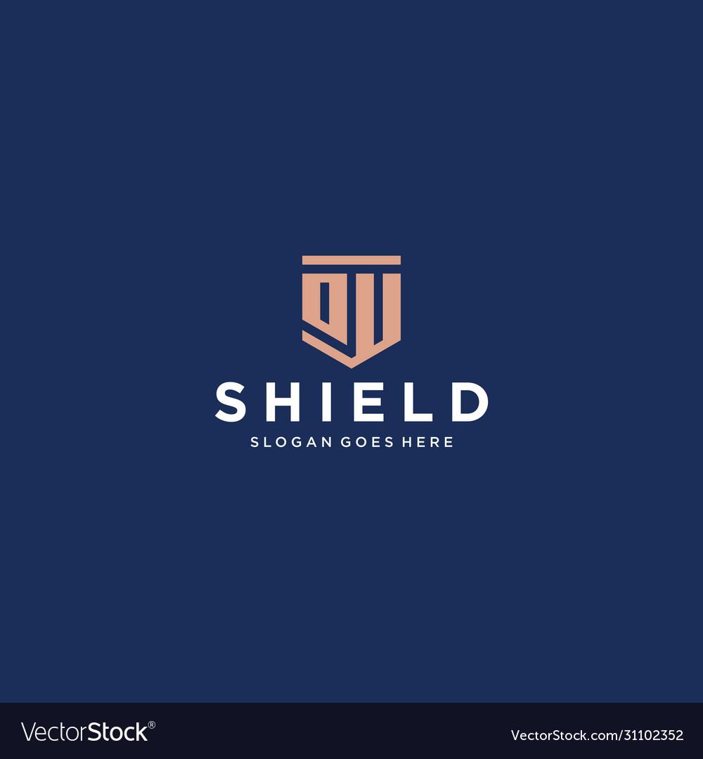 Ou du shield logo