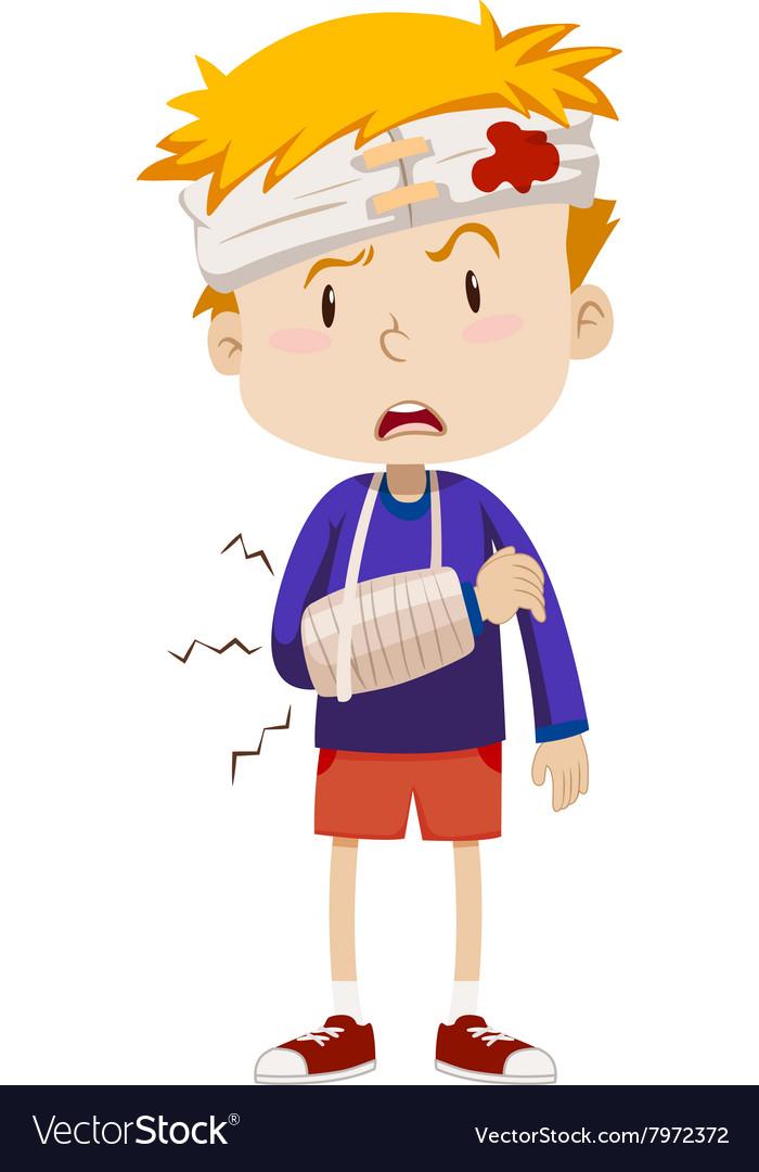 Картинка травм для детей