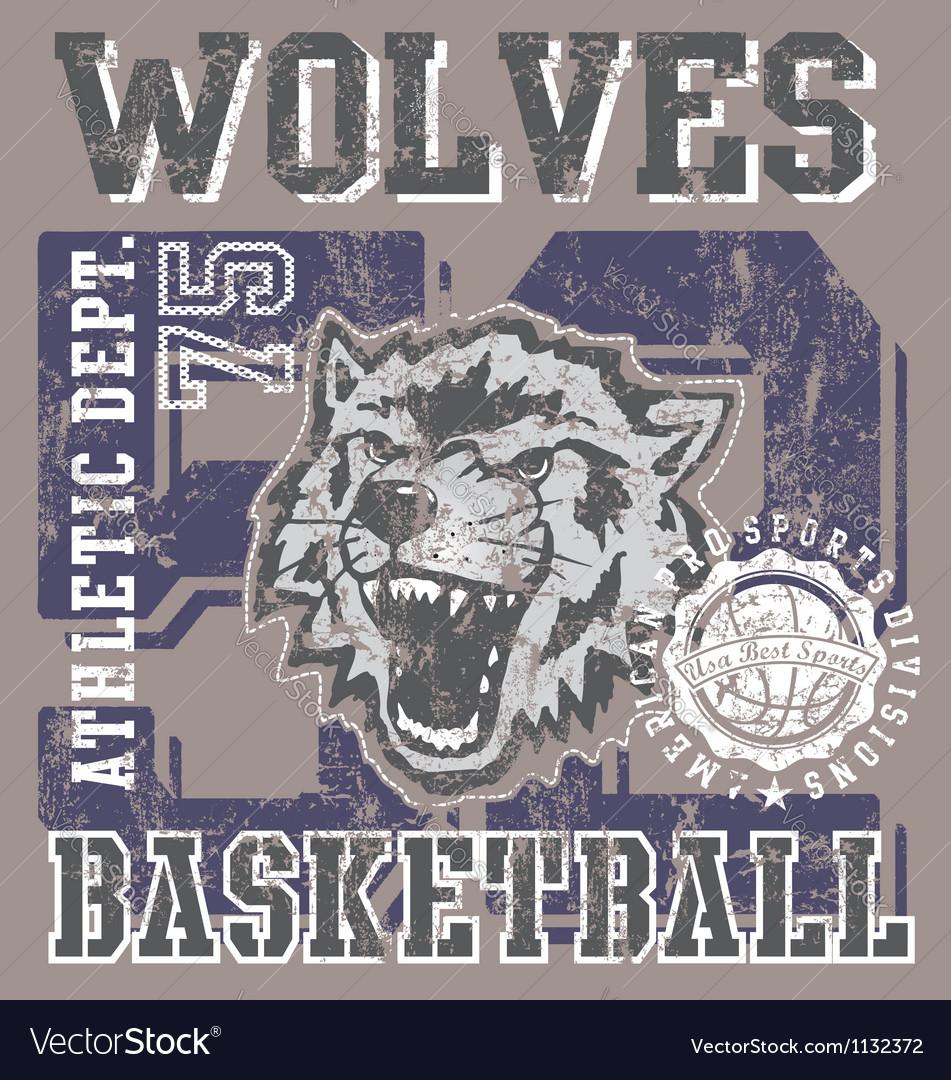 Wolves basketball team