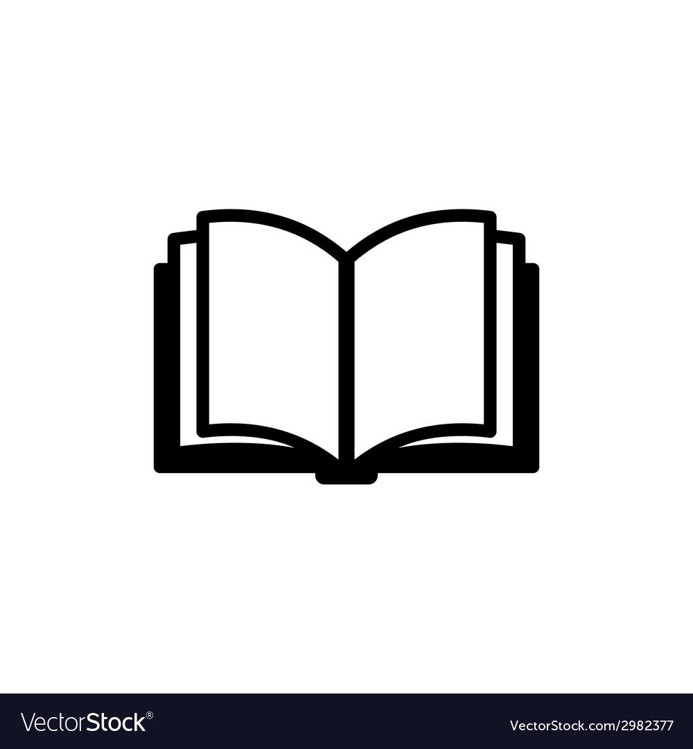 Book Icon Logo