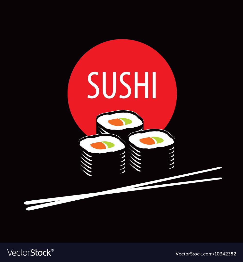 Эмблема суши картинки