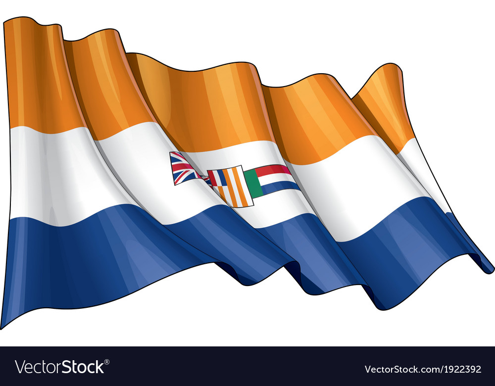 South Africa 1928 1994 Flag Ro...