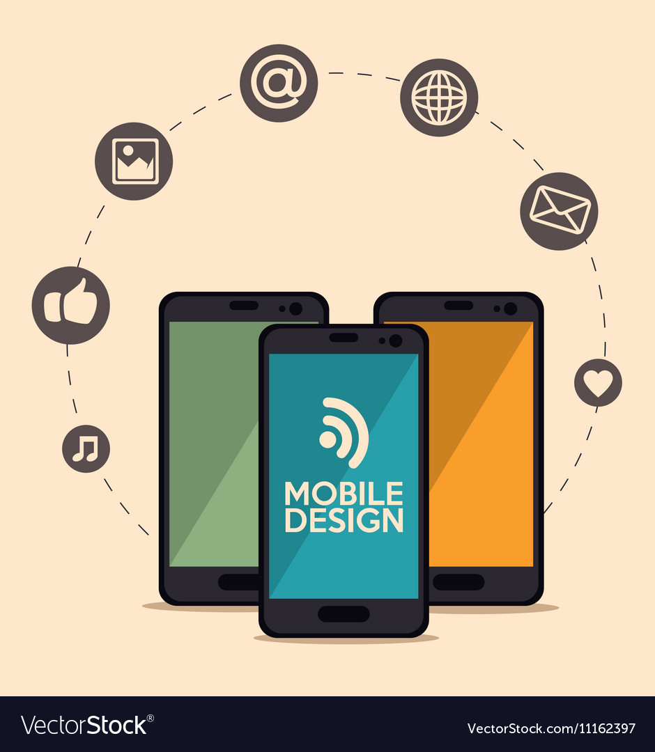 Set mobile design media design