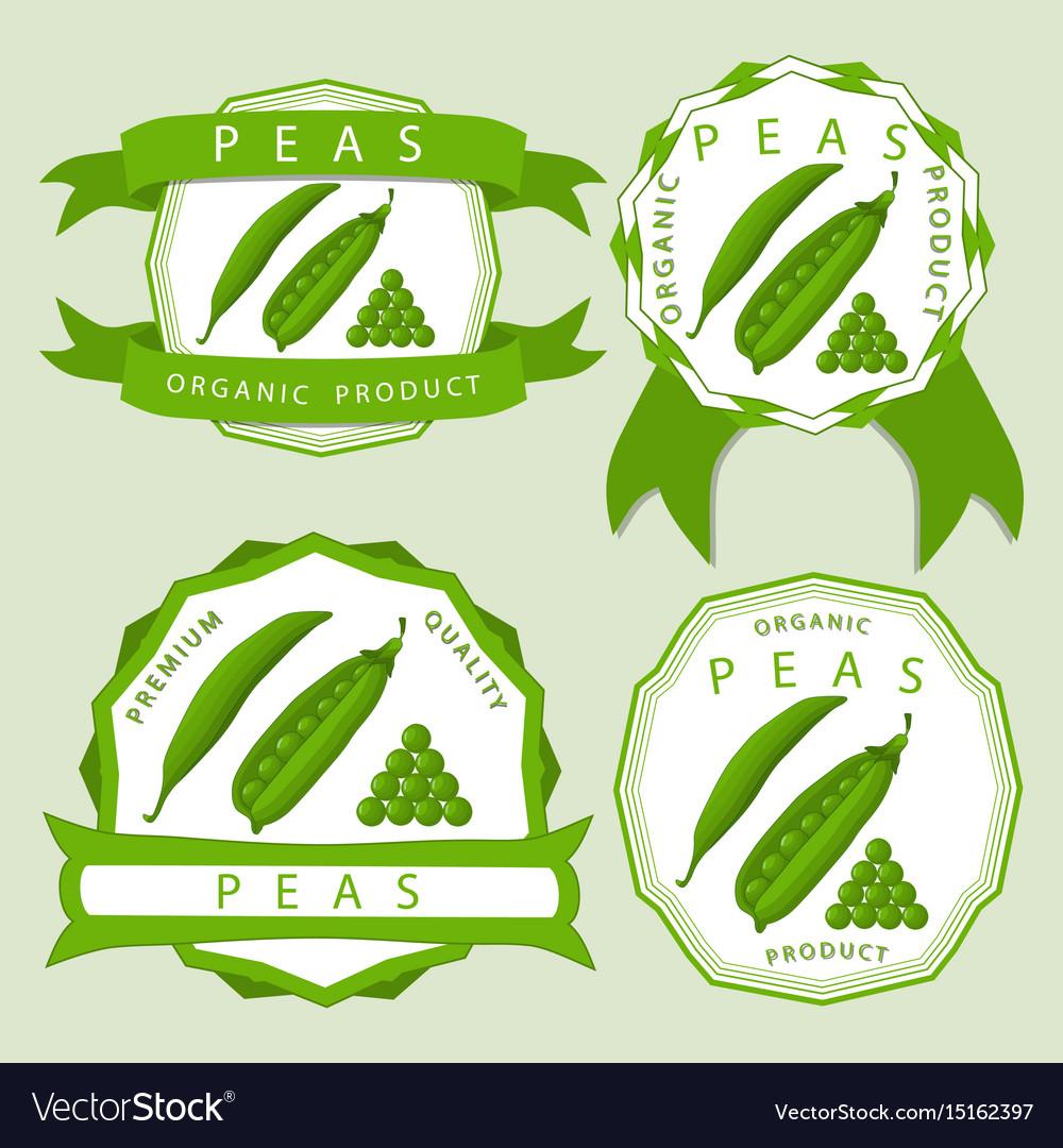 The green peas