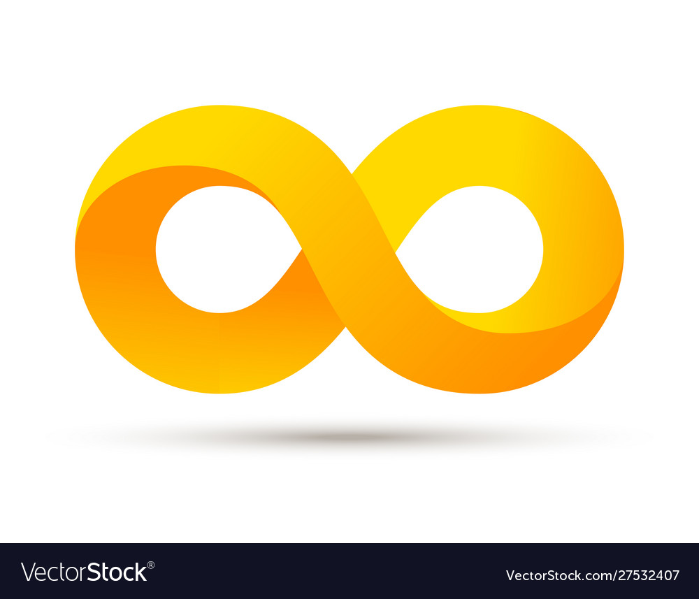 Infinity logo symbol sign infinite loop