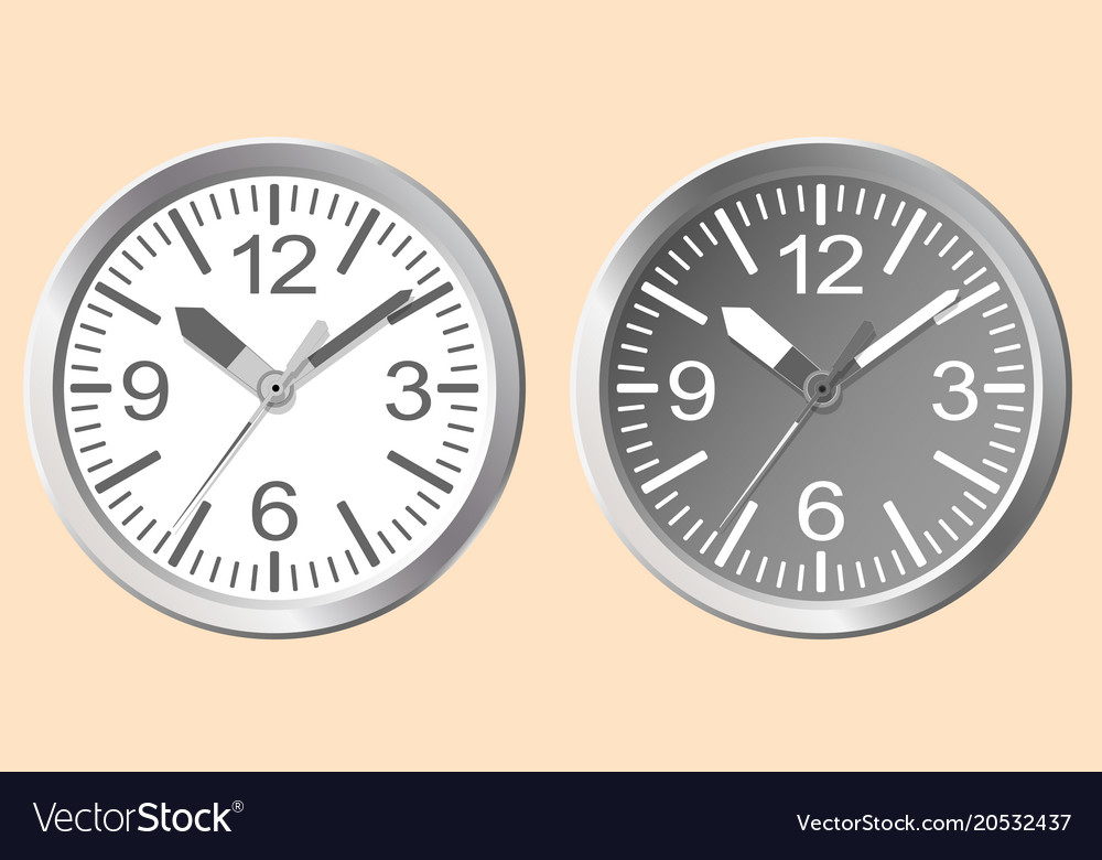 Images of wall clocks world time concept
