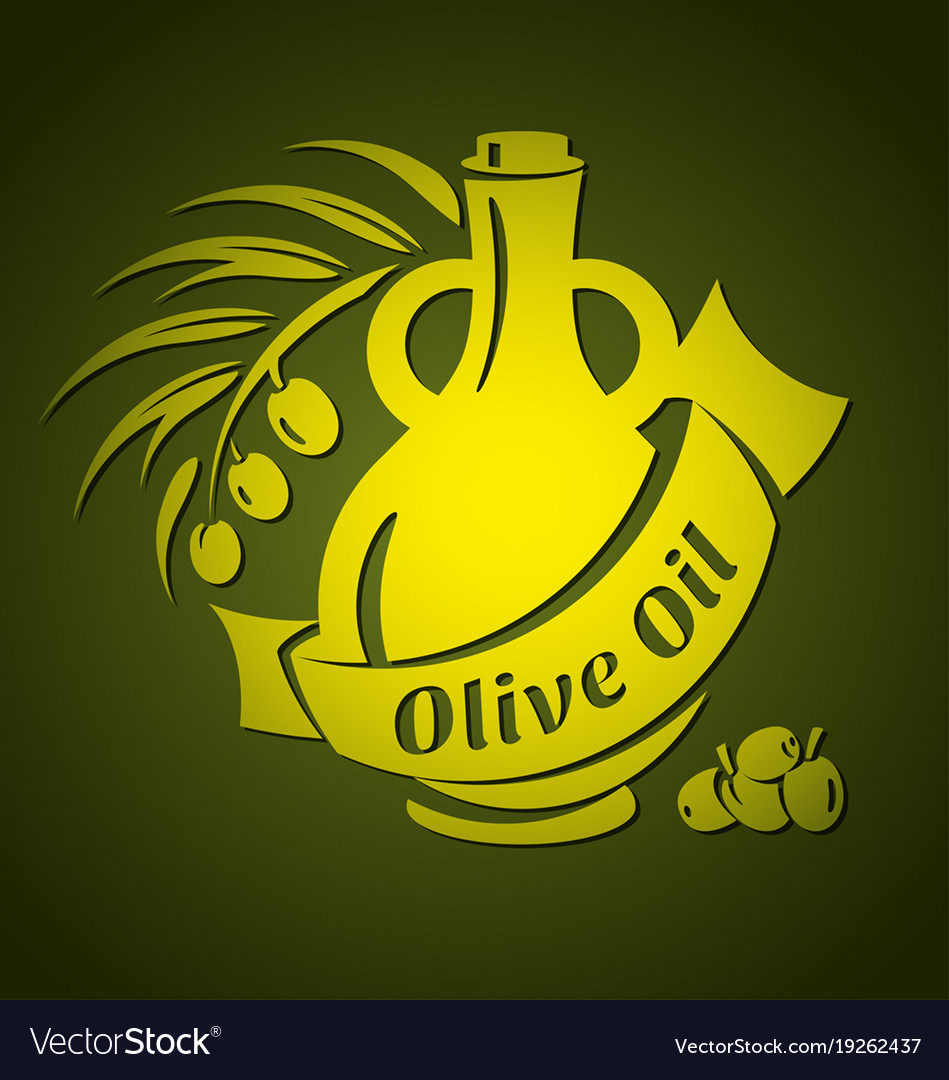 Olive oil design templates for your design