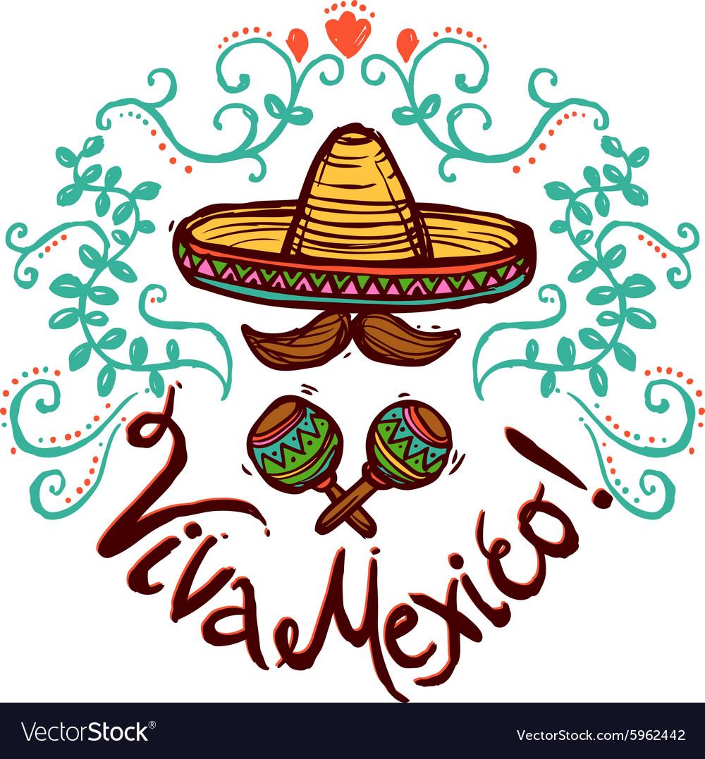 Mexico Sketch