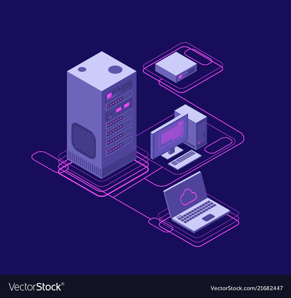 Computer synchronization data network management