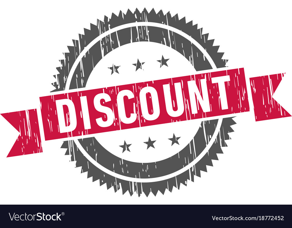 Discount logo design