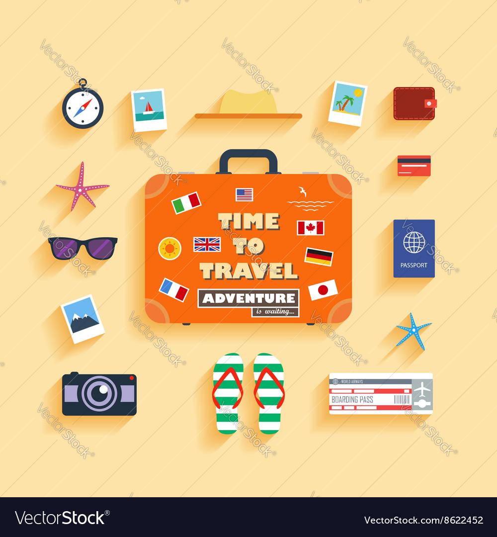 Planning summer vacation