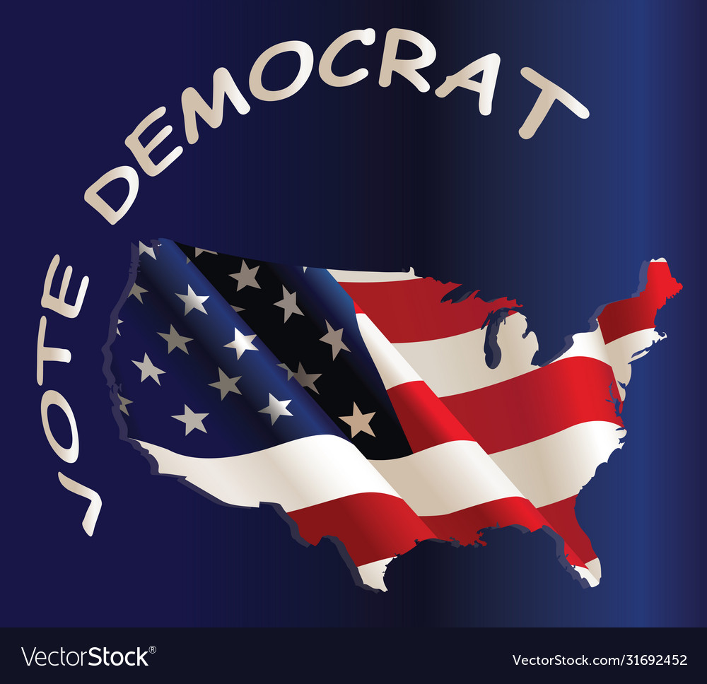 Usa vote democratic