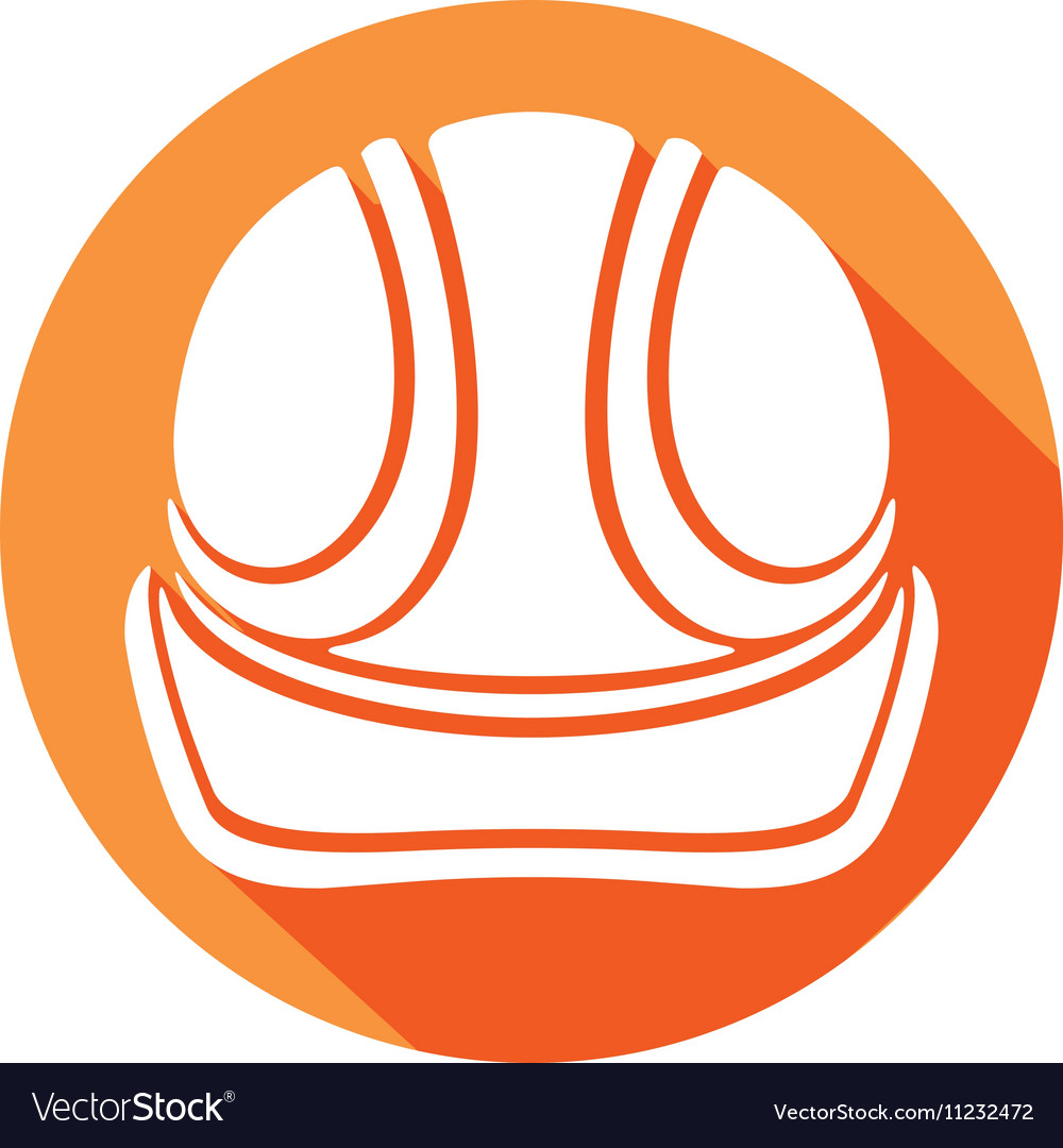 Construction Workers Hat Icon vector image