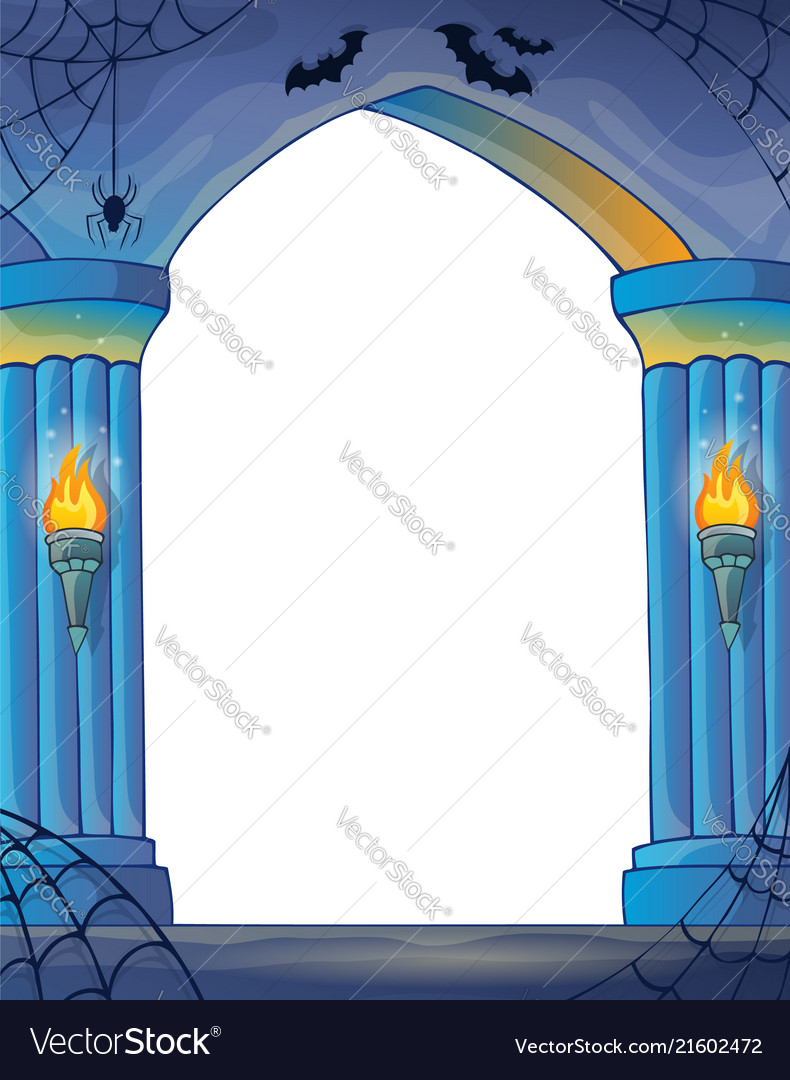 Wall alcove image 3 Royalty Free Vector Image - VectorStock