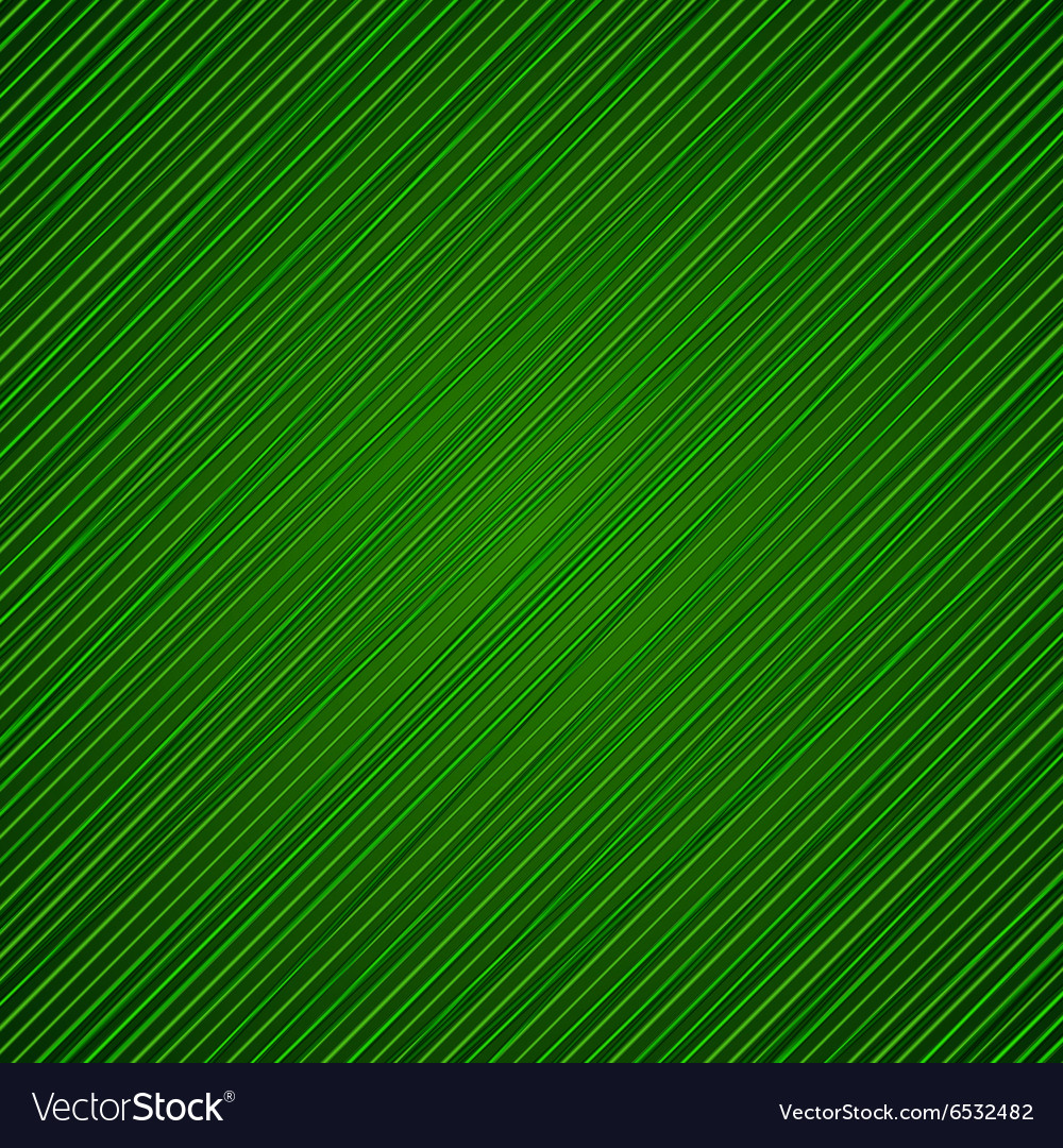 Green banded background