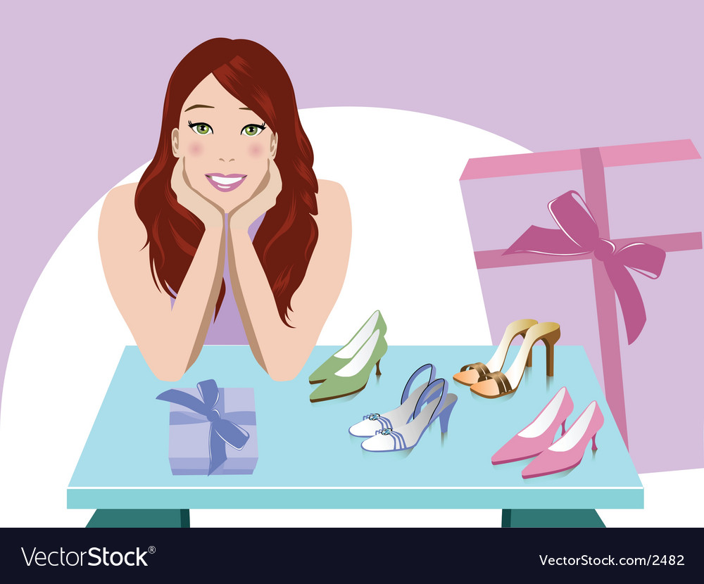 Mom gifts design vector image