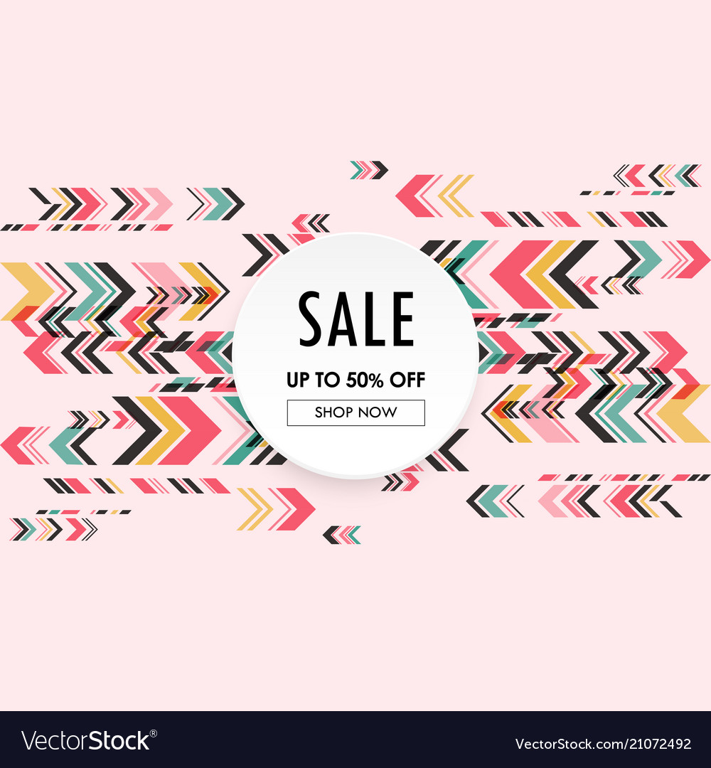 Sweet abstract geometric pink background sale