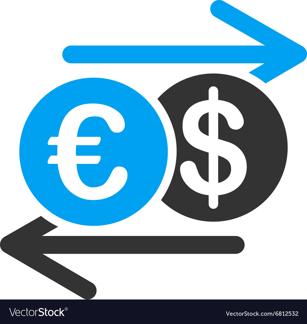 Currency Exchange Icon Royalty Free