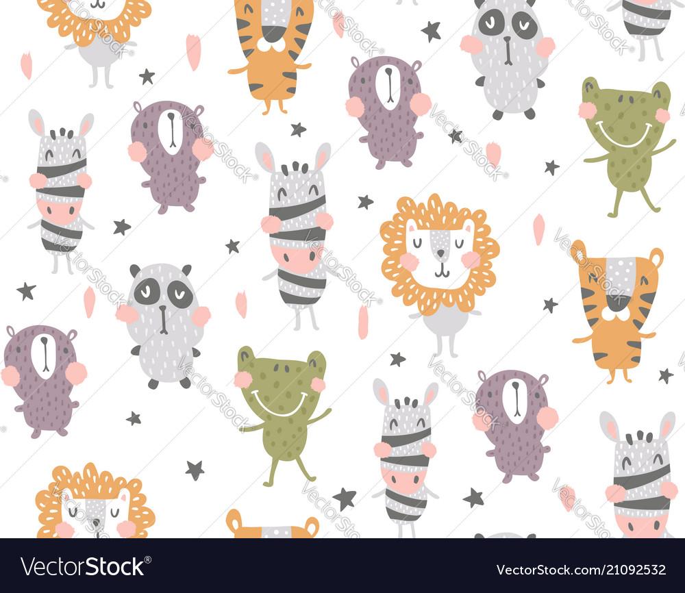 Nursery body animals