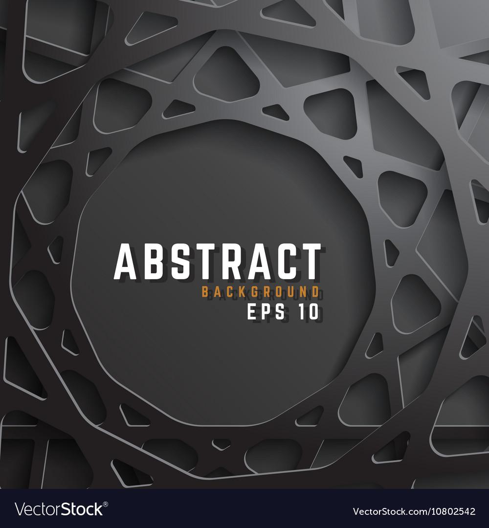 Abstract dark metal mesh background