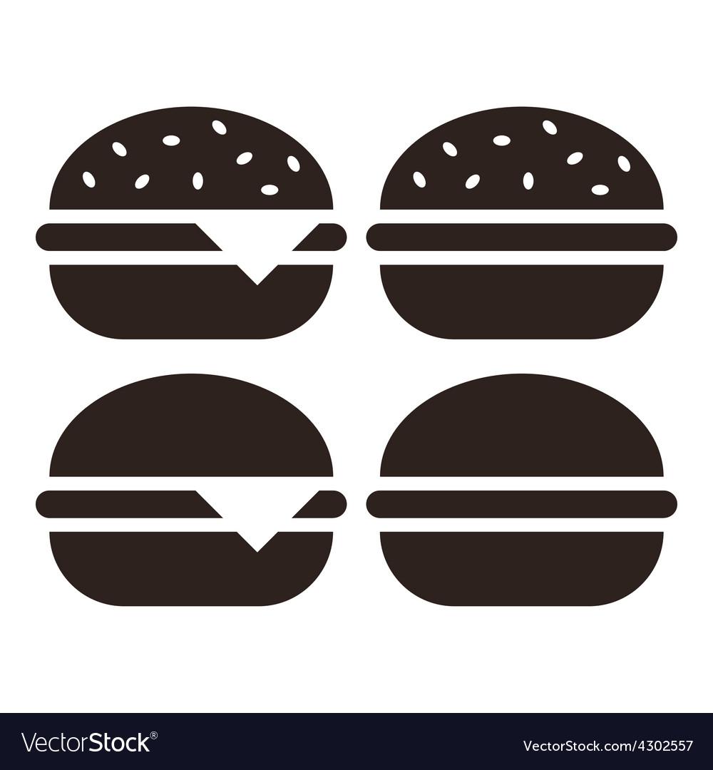 Hamburger icon set