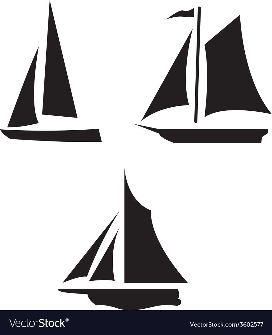 sailboat & tattoo vector images (60)