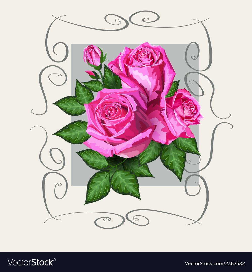 Roses vintage copy