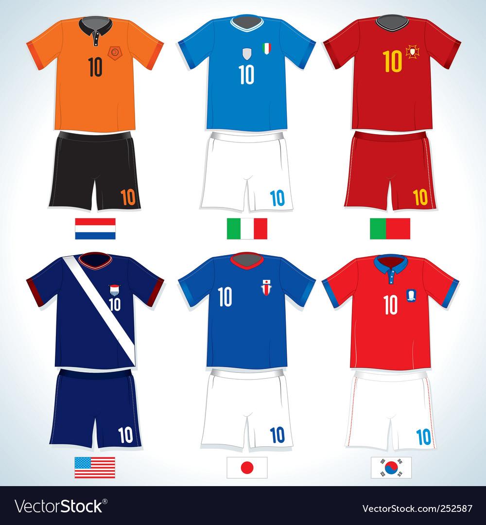 premium selection 8d67d 28a92 Soccer uniforms