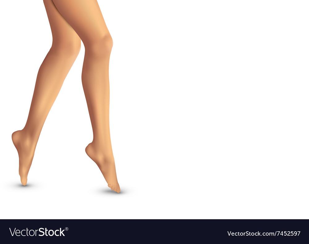 Women with beautiful legs necessary