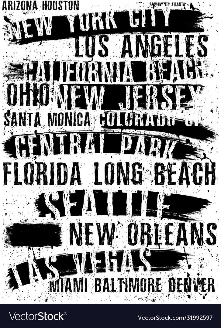 Vintage typography slogan man t shirt graphic