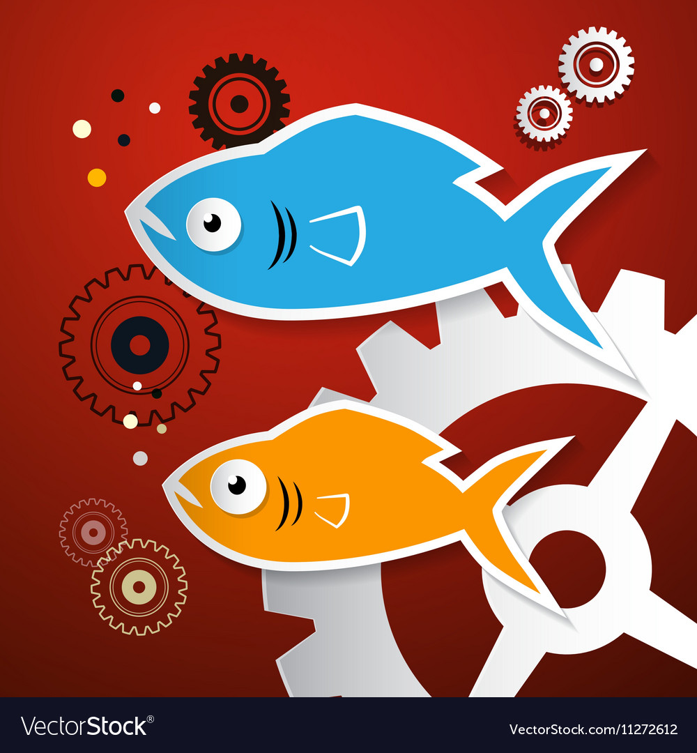 Fish and Cogs - Gears