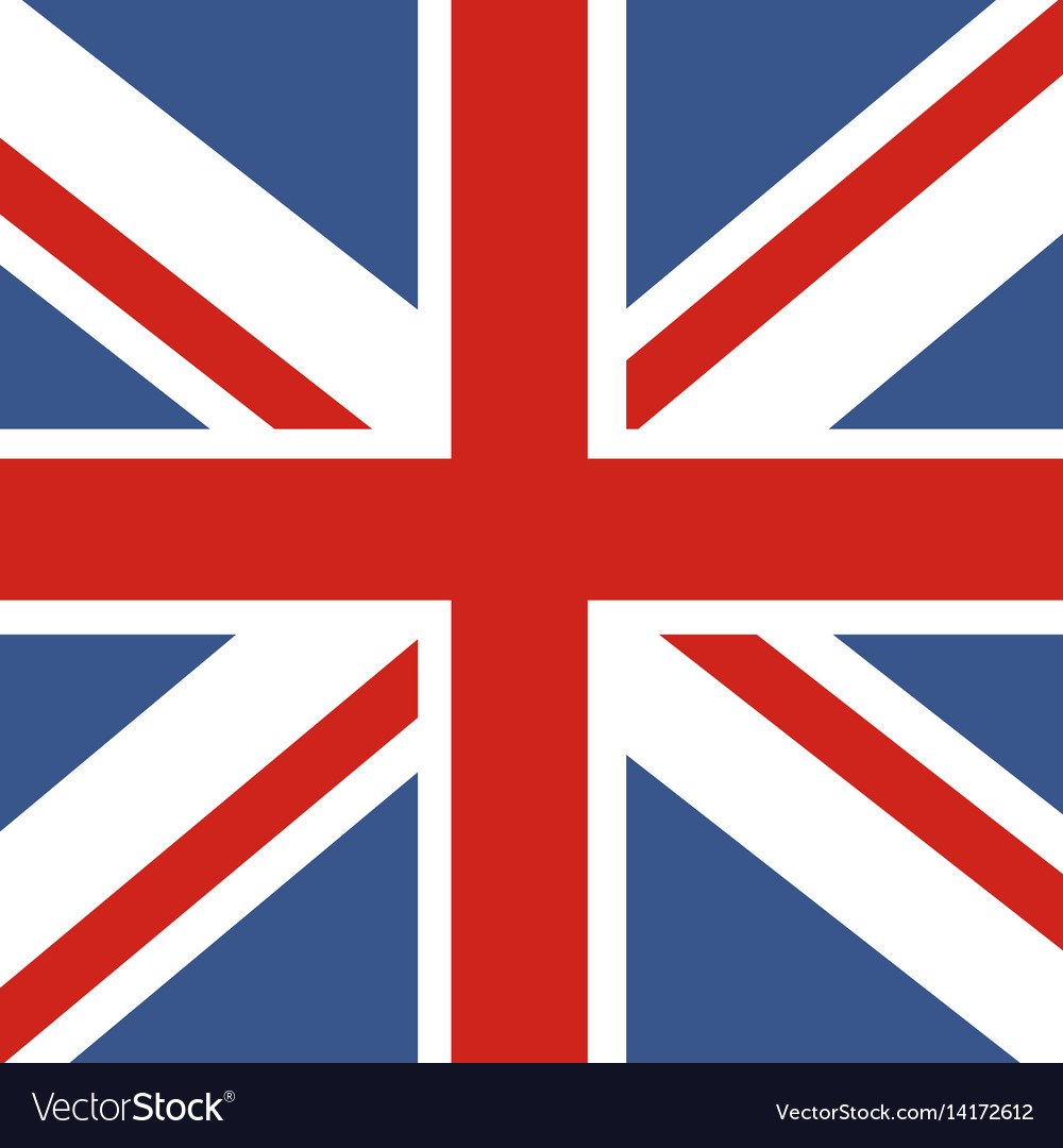 Flag of great britain official uk flag of the