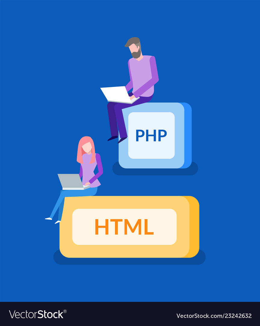 Php and html programmer work it technologies