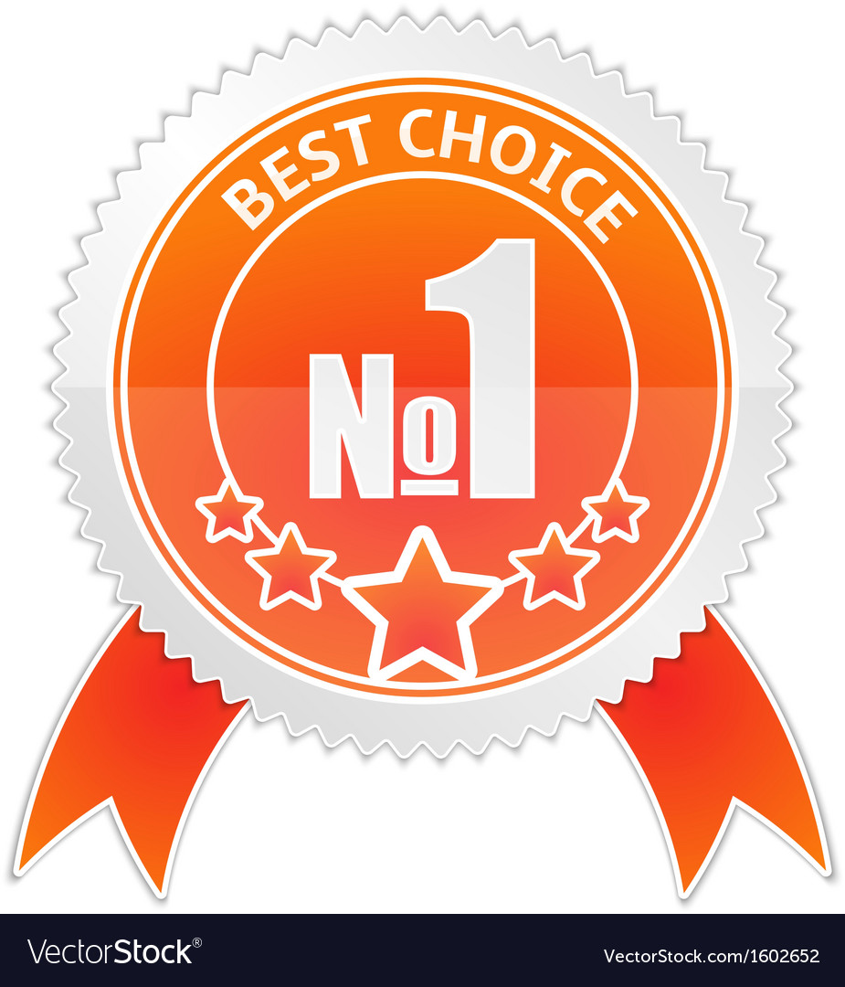 Badge of Best Choice