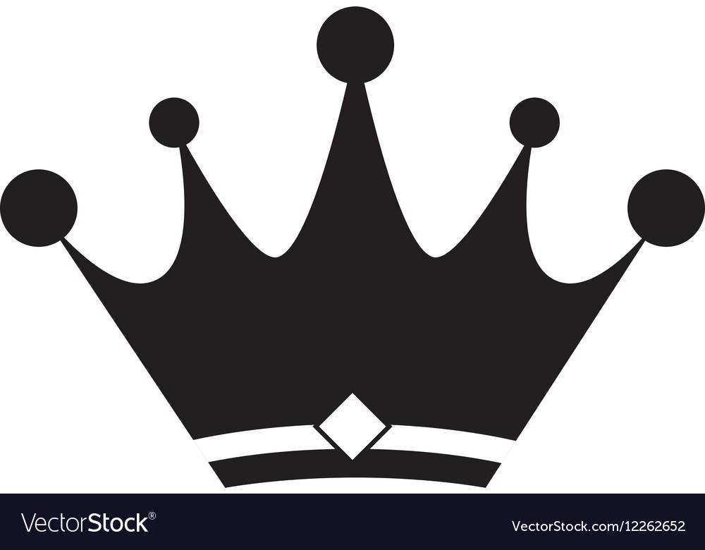 Crown Royal Symbol Royalty Free Vector Image Vectorstock