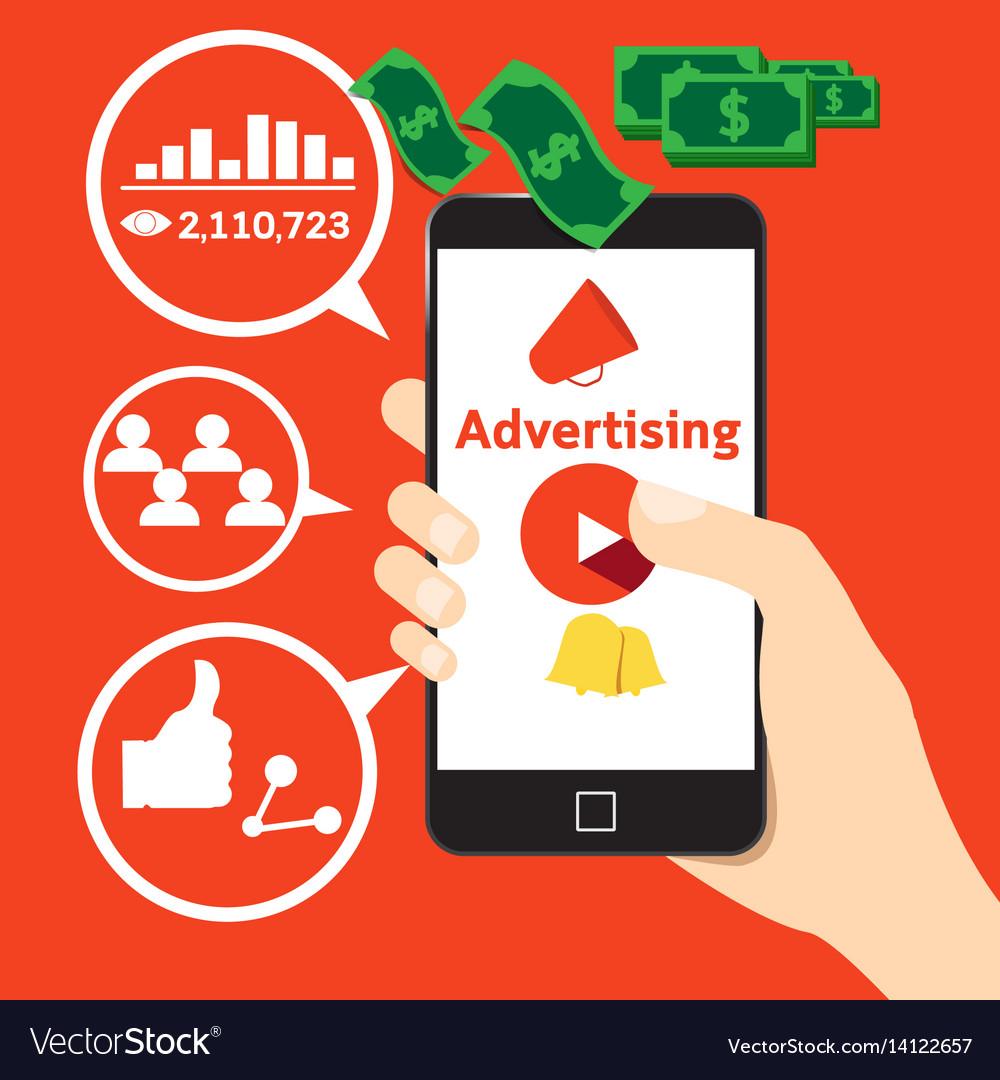 Channel video content internet marketing online