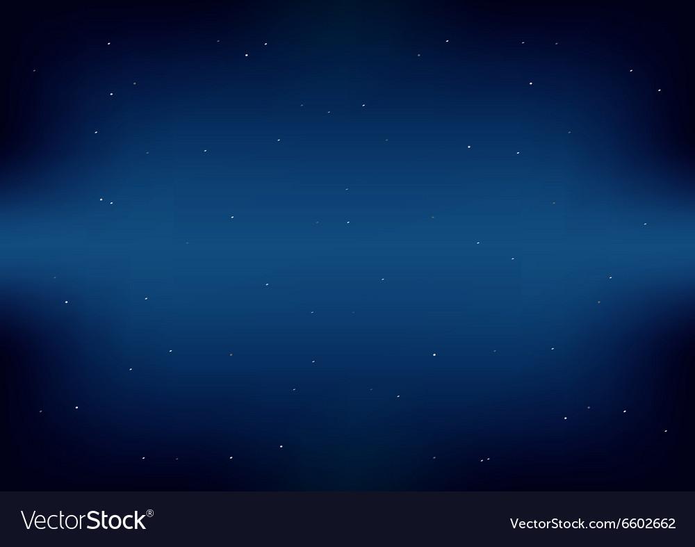Dark Space Background: Dark Space Blue Navy Background Royalty Free Vector Image