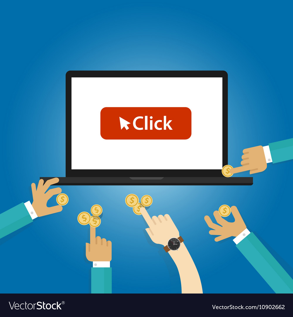 Pay per click ads bidding auction buying traffics