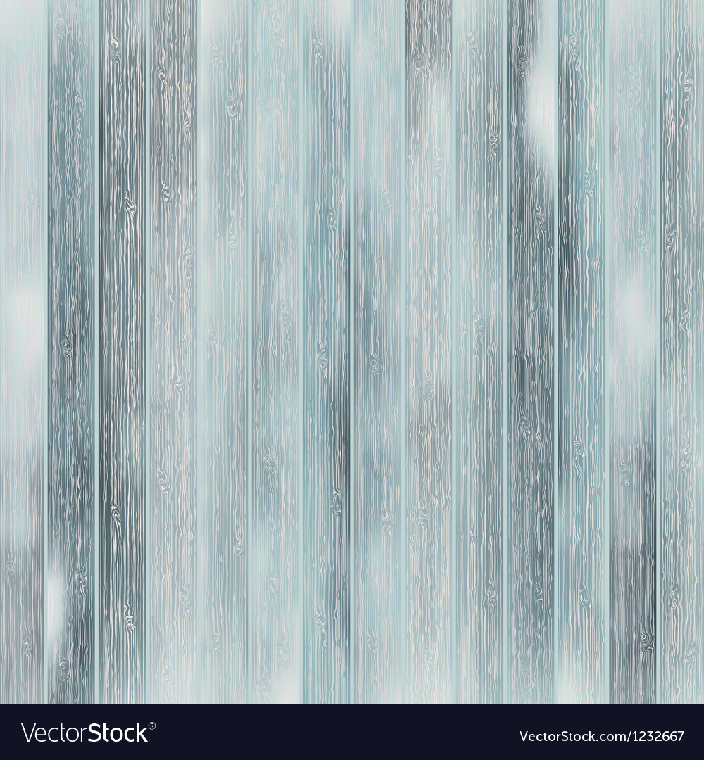 White wood texture background EPS8 vector image