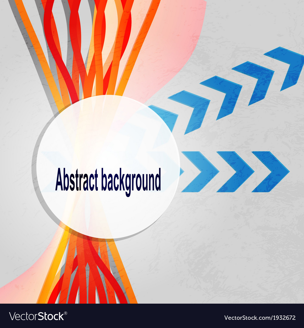 Colorful lines Abstract background
