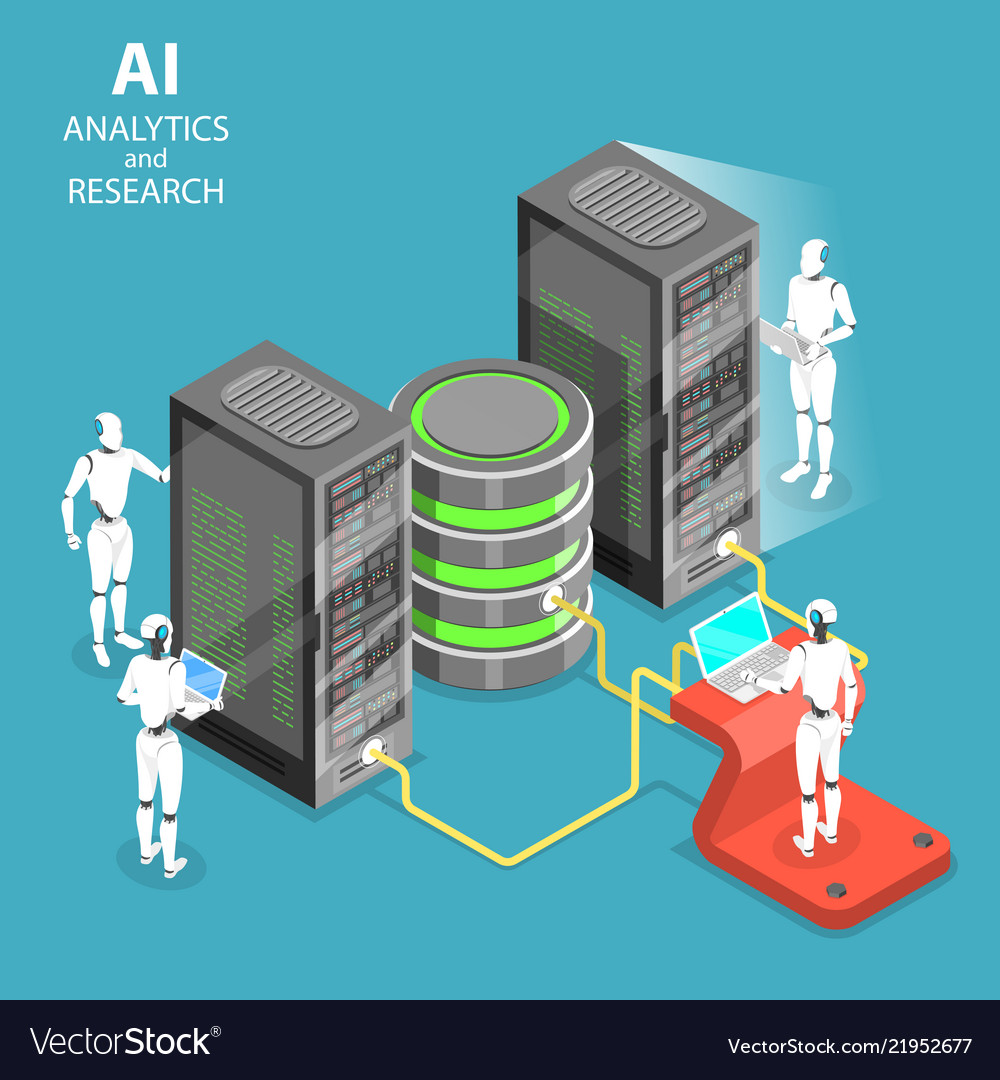 Artificial intelligence analytics and research