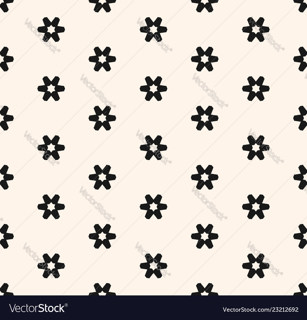Xmas christmas floral dots snow seamless pattern