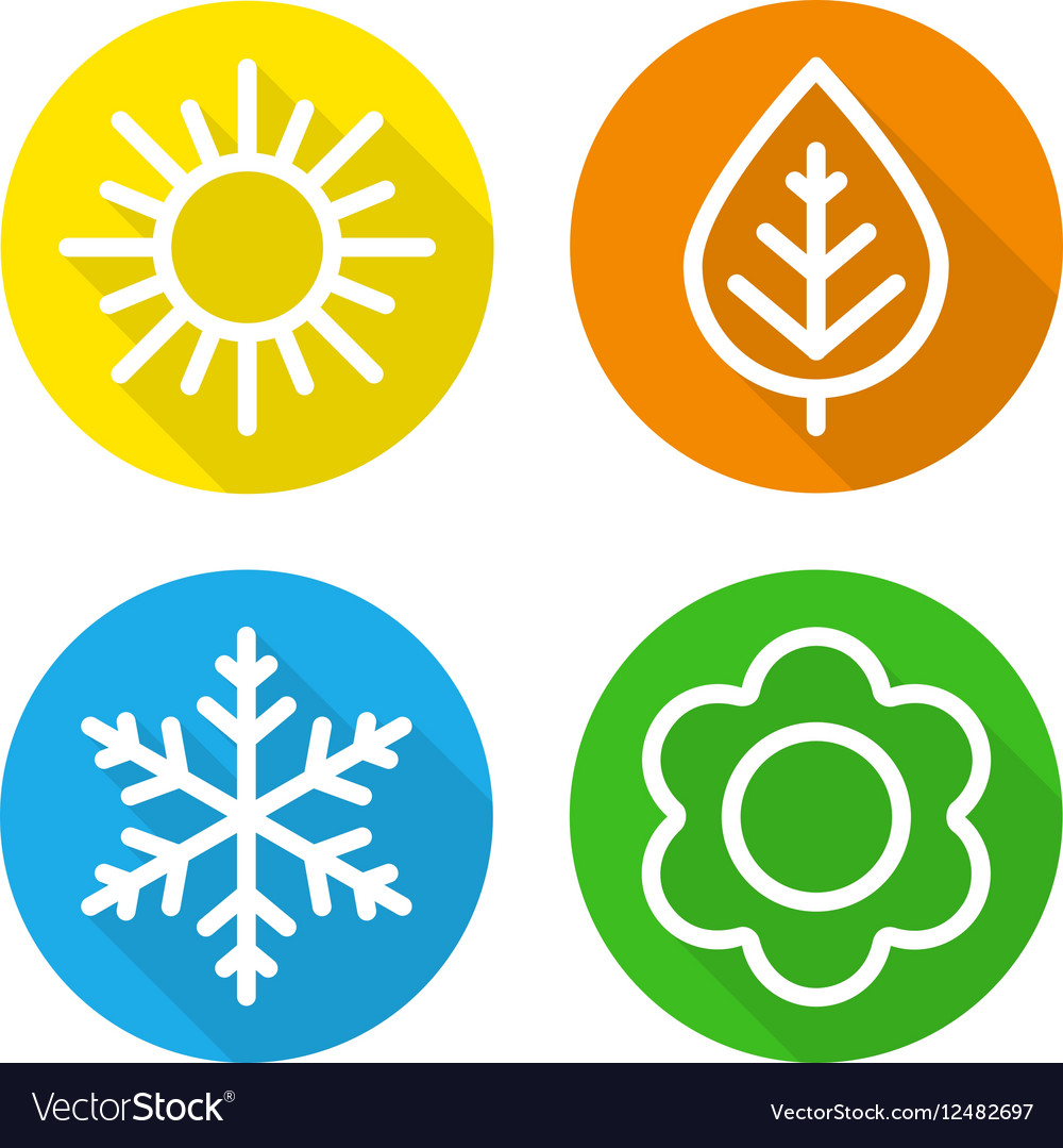 картинки символы времена года хотите