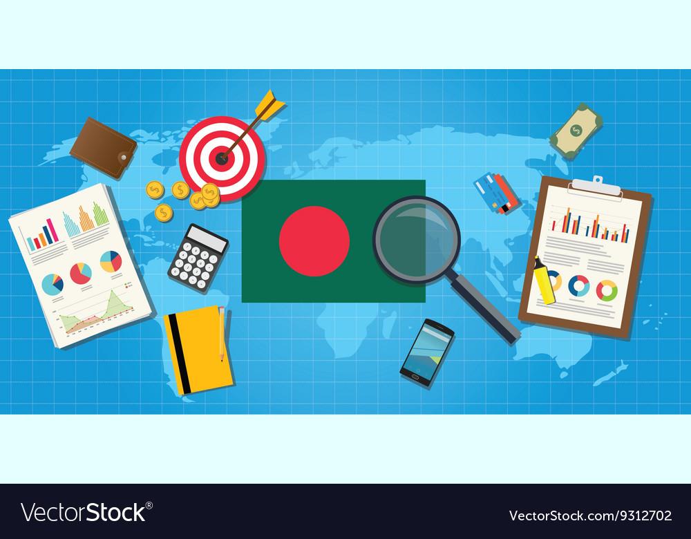 Bangladesh economy economic condition country with