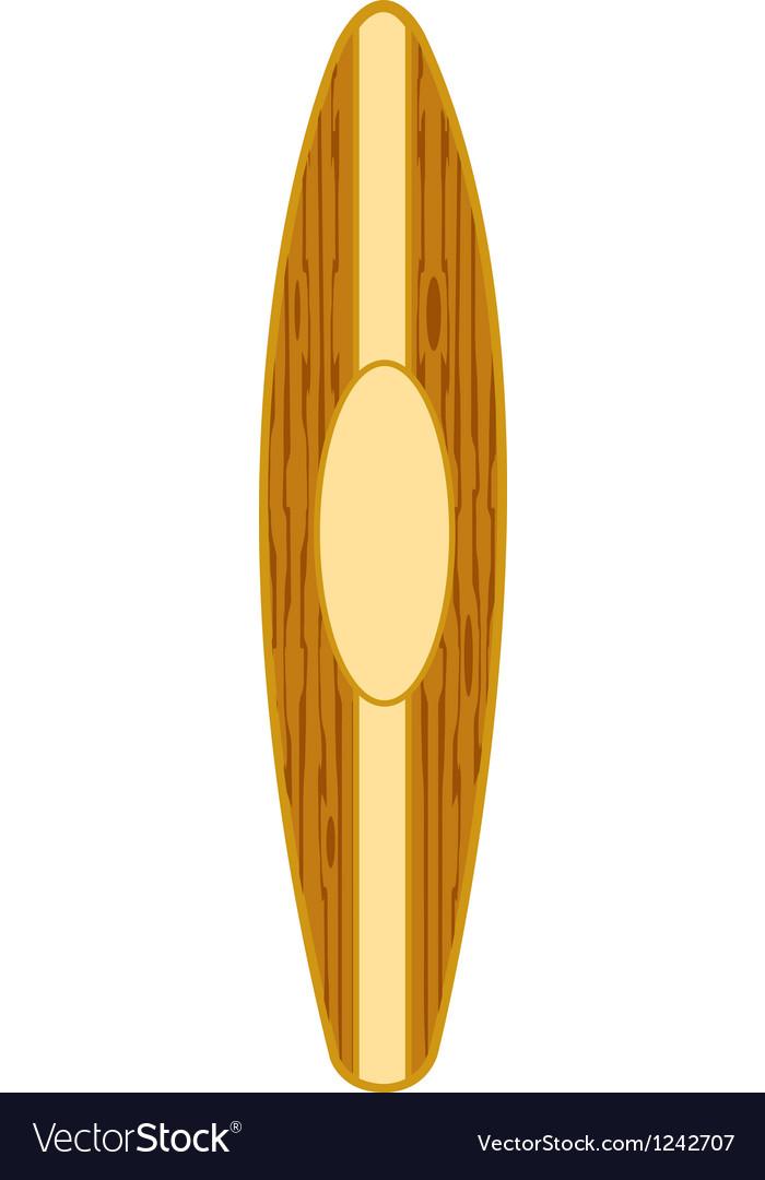 Surfboard Vertical